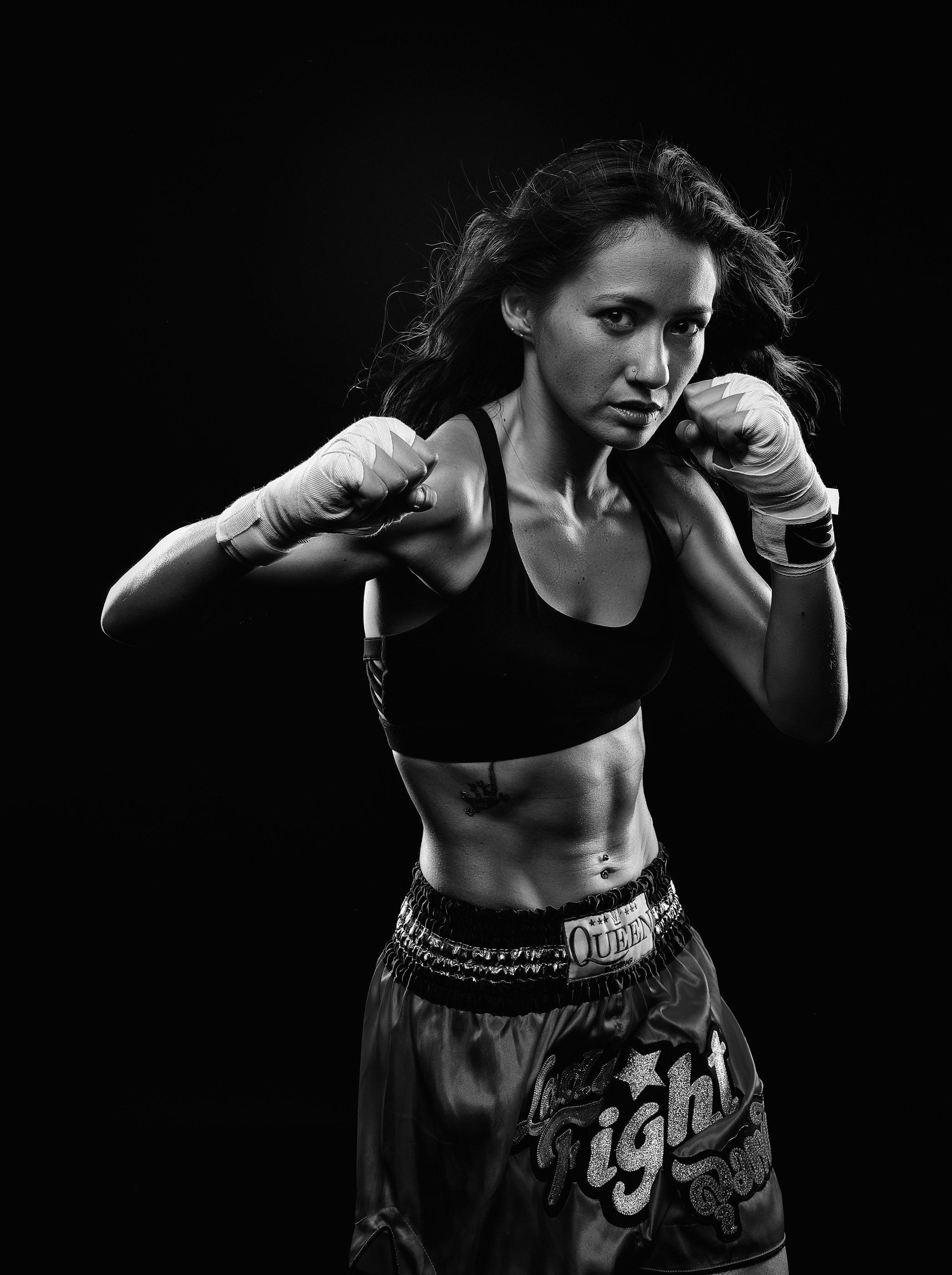 Mighty Mina Martinez